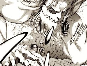 戦う顎の巨人