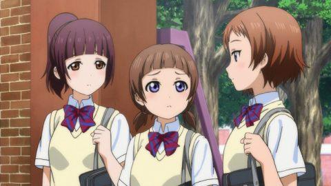 高坂穂乃果のクラスメイトたち