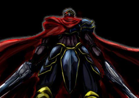 漆黒の戦士モモン
