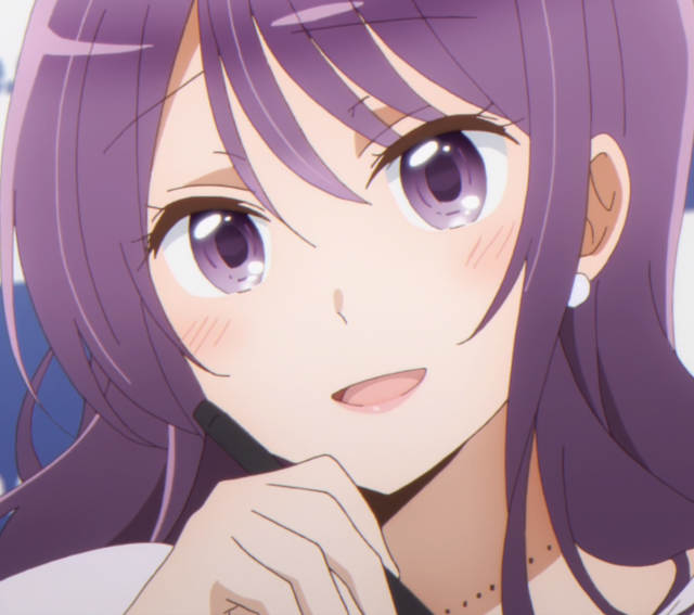 自身に満ちた意見を言う琉姫