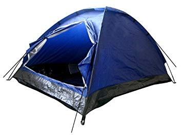 実際のテント