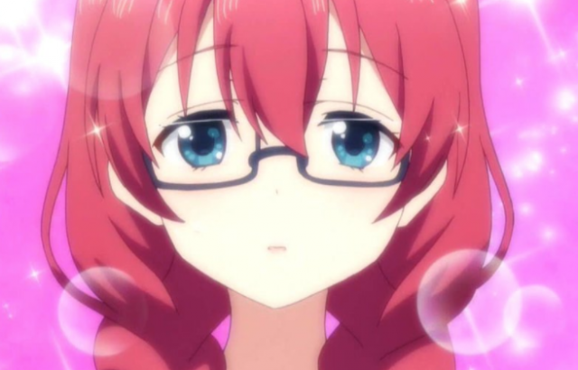 眼鏡っ子美雨