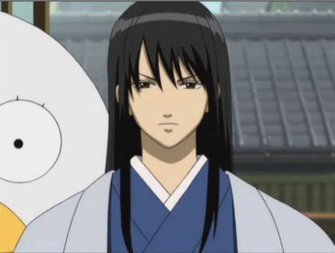 真面目な顔をした桂小太郎