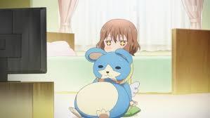 キッズアニメを見る麻冬
