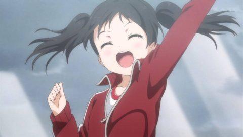 満面の笑みを浮かべる矢澤にこ