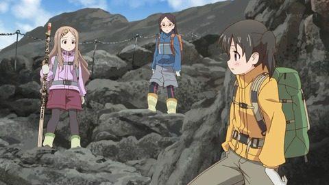 富士山でみんな2