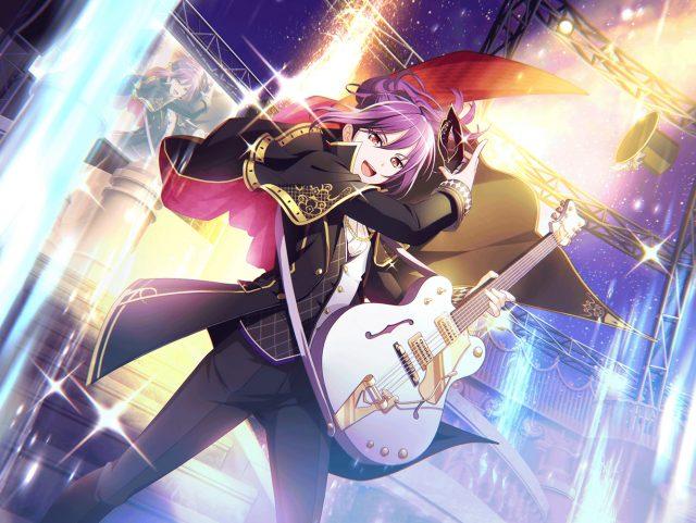 ギターを演奏する瀬田薫