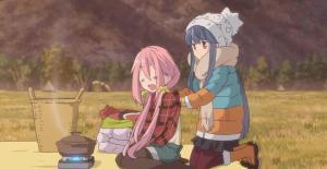 リンちゃんとのキャンプ