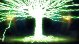 雷のツリー