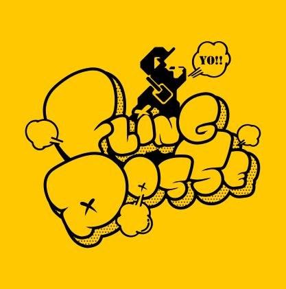 フリングポッセのロゴ