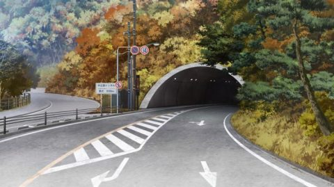 このトンネルが怖い