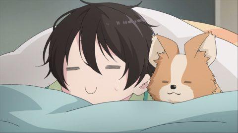 起き抜けの斎藤さん
