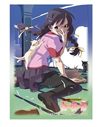 羽川翼の宣伝画像
