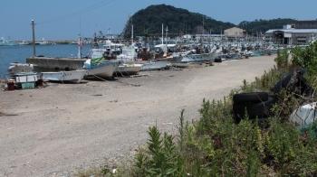香美漁港1