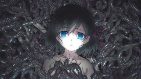 蟲に埋まる間桐桜