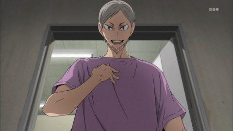 背の高い灰羽リエーフ