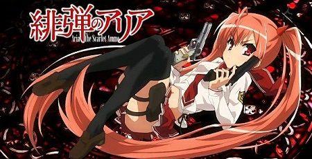 J.C.STAFF緋弾のアリア