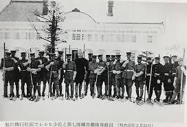 日露戦争日本軍