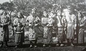 悲しいアイヌ民族