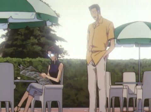英理に戻ってきて欲しいと伝える小五郎