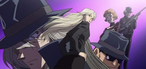 コナン の 探偵 組織 アニメ 名 黒