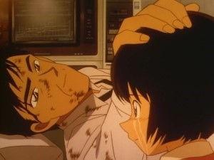 殉職した佐藤刑事の父親