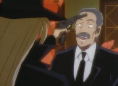 あの大方の命令でピスコを殺すジン