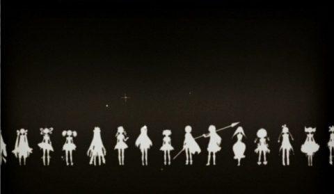 歴代魔法少女