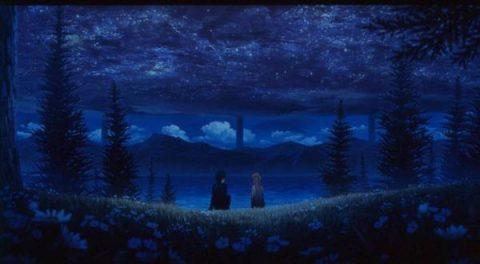 SAO夜空