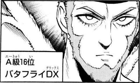 A級1位バタフライDX