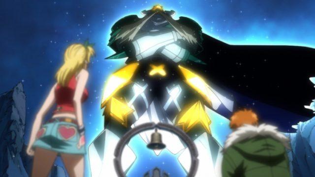 姿を現した星霊王