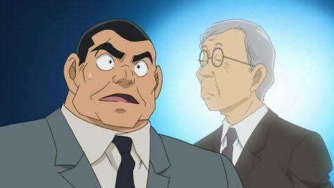 大阪府警で刑事をしている和葉の父