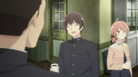 笑う槙聖司