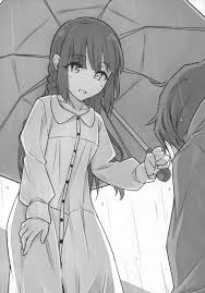 梓川咲太に手を伸ばす牧之原翔子