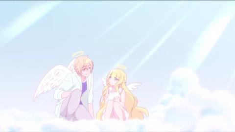 天使時代のアスタロトとベルゼブブ