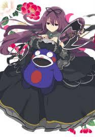 紫のプロフィール画像