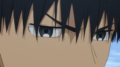 カケルの目