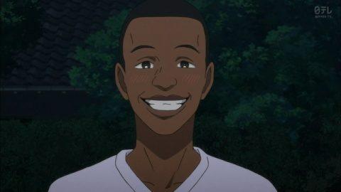 笑顔のムサ