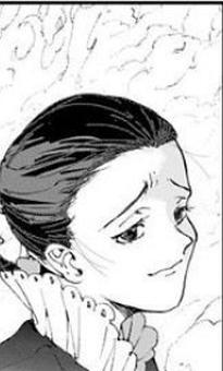 イザベラの表情