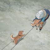 犬タックルを受けるリン