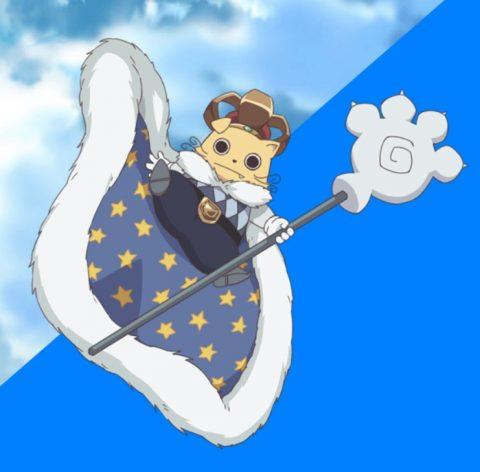 アニメイメージのマスター・ロード・マジェスティ