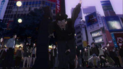 警官を倒すブギーポップ