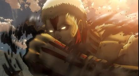 戦う鎧の巨人