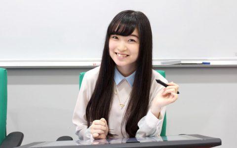 声優の上田麗奈さん