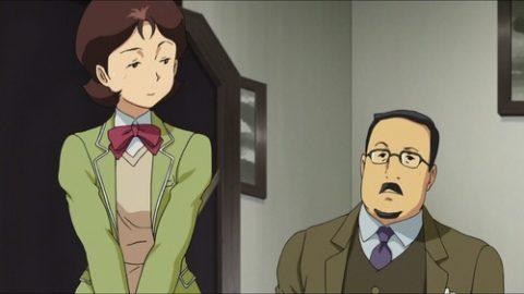 父親の秘書としてやってきたミライ