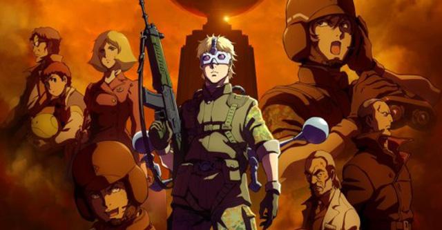 暁の蜂起を起こす兵たち