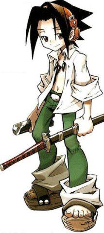 剣を持つ葉
