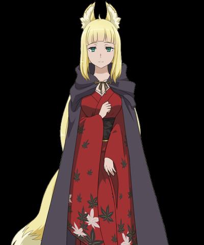 春姫の立ち絵