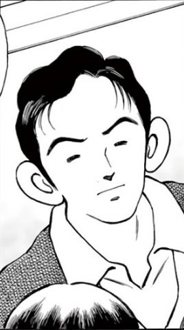 走一郎の父
