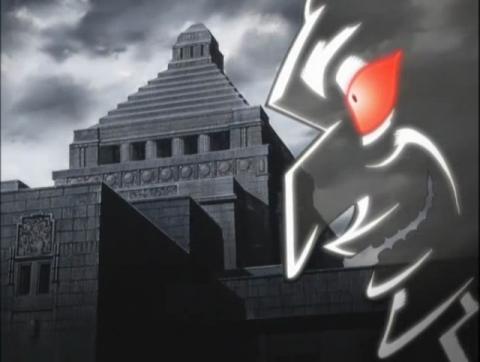 裏社会の帝王鷲巣